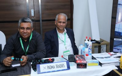 Padma Traders at CE Worldwide's 99th Conference